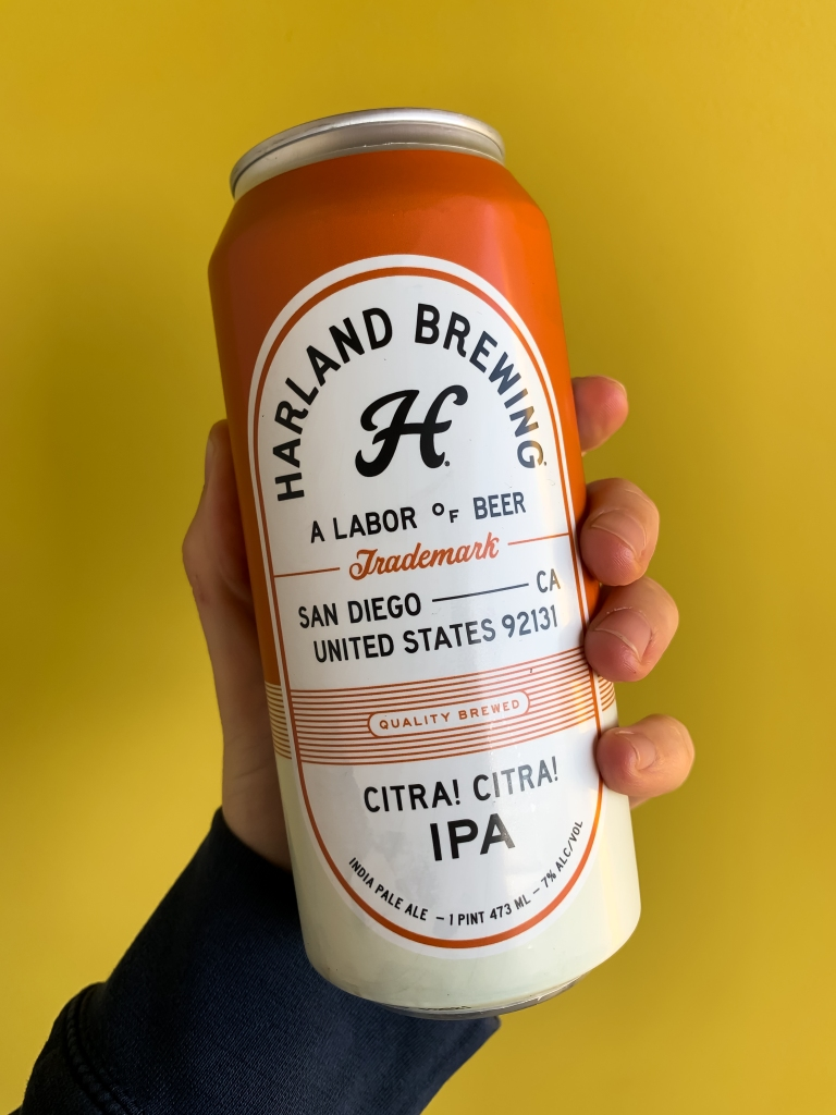 Harland Brewing local craft beer